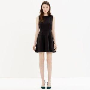 Madewell Black Classic Anywhere Sleeveless Dress